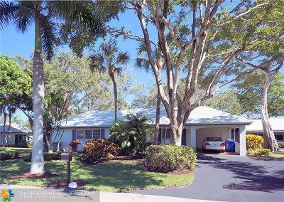 Pompano Beach Condo/Townhouse For Sale: 904 W Cypress Ln #v-46