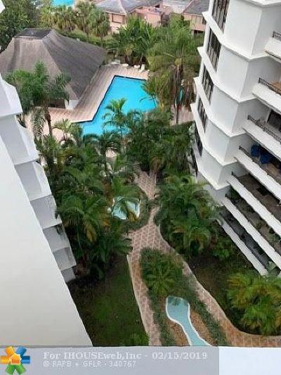 Miami Condo/Townhouse For Sale: 13953 SW 66th St #906-B