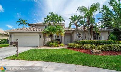 Weston Single Family Home For Sale: 309 Egret Lane