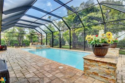 Parkland Single Family Home For Sale: 11285 Watercrest Cir