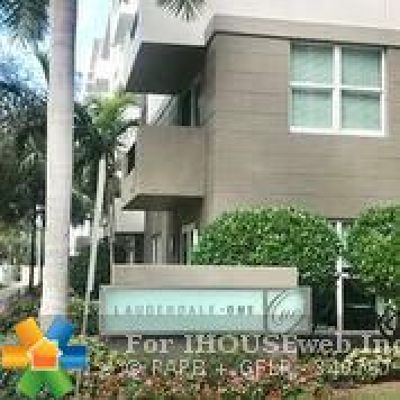 Fort Lauderdale Condo/Townhouse For Sale: 2401 NE 65th St #1-505