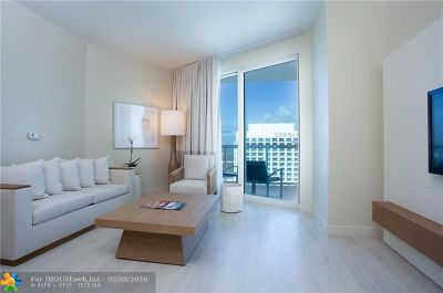 Fort Lauderdale Condo/Townhouse For Sale: 505 N Fort Lauderdale Beach Blvd #2406