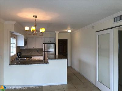 Oakland Park Condo/Townhouse Backup Contract-Call LA: 1581 NE 34th Ct #211