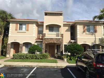 Miramar Condo/Townhouse For Sale: 8213 SW 25 #3-102