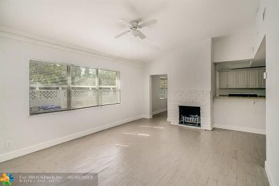 Fort Lauderdale Single Family Home For Sale: 1501 NW 7th Te