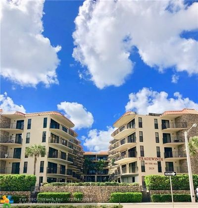 Rental For Rent: 2029 N Ocean Blvd #510