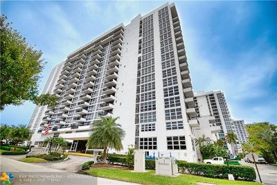 Broward County, Collier County, Lee County, Palm Beach County Rental For Rent: 531 N Ocean Blvd #910