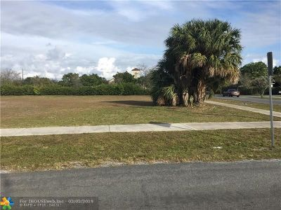 Pompano Beach Residential Lots & Land For Sale: 820 NW 9th Ave