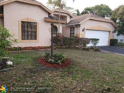 Lauderhill Single Family Home Backup Contract-Call LA