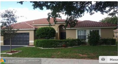 Coconut Creek Single Family Home For Sale: 4173 NW 54th St