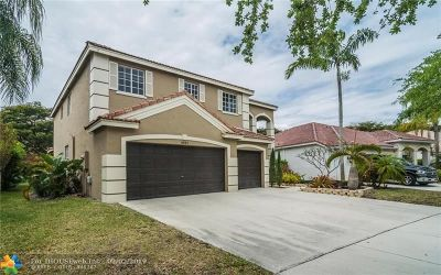 Weston Single Family Home For Sale: 4084 Staghorn Ln