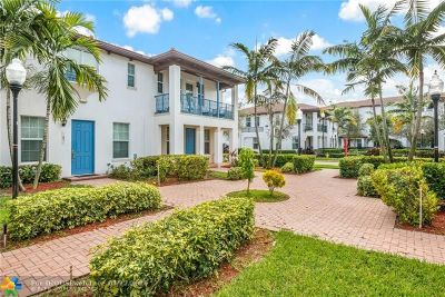 Miramar Condo/Townhouse For Sale: 2648 SW 118th Way #2648