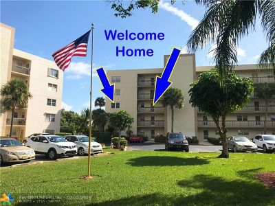 Boca Raton Condo/Townhouse For Sale: 6400 NW 2nd Ave #317