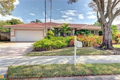 Pembroke Pines Single Family Home Backup Contract-Call LA: 10220 SW 12th St