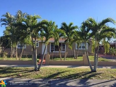 Miami Gardens Single Family Home For Sale: 3360 NW 188th St