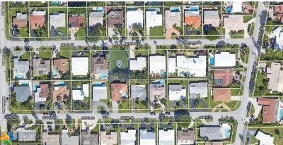 Pompano Beach Residential Lots & Land For Sale: 2620 SE 6th St