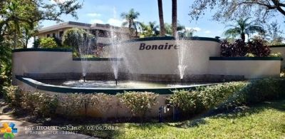 Tamarac Condo/Townhouse For Sale: 7653 NW 79th Ave #312