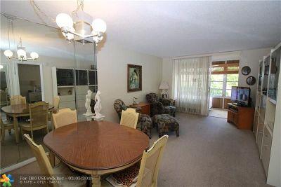 Tamarac Condo/Townhouse For Sale: 9201 Lime Bay Blvd #303