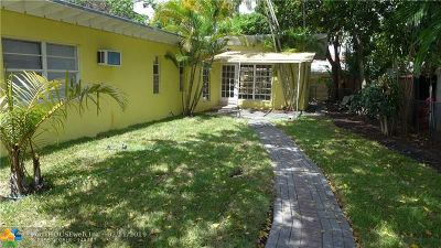 Fort Lauderdale Multi Family Home For Sale: 451 NE 17th Way