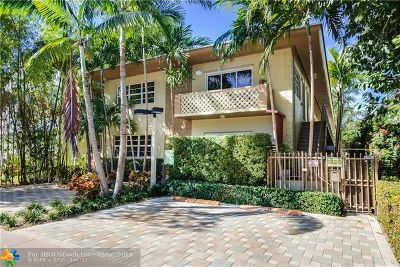 Miami Beach Condo/Townhouse For Sale: 1228 Pennsylvania Ave #8