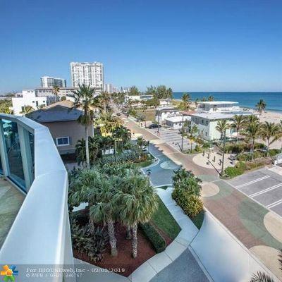 Pompano Beach Rental For Rent: 801 Briny Ave #502