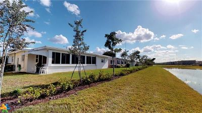 Tamarac Single Family Home For Sale: 4909 NW 48th Ave
