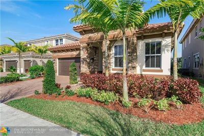 Parkland Single Family Home For Sale: 8490 Miralago Way
