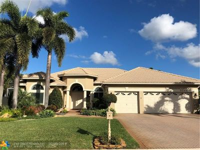 Boynton Beach Single Family Home For Sale: 9594 Carissa Rd