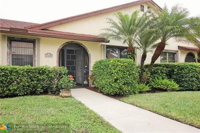 Boca Raton Condo/Townhouse For Sale: 23409 Barlake Dr #23409
