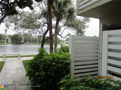 Plantation Condo/Townhouse For Sale: 566 NW 97th Ave