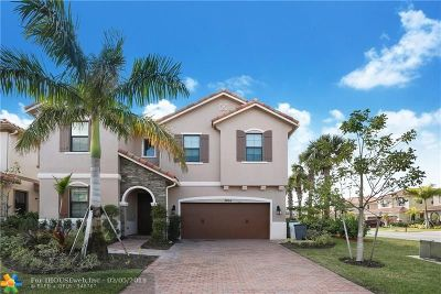 Parkland Single Family Home For Sale: 7455 NW 108th Ave