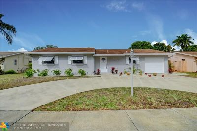 Delray Beach Single Family Home For Sale: 6549 Sleepy Willow Way