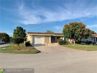 Tamarac Single Family Home For Sale: 5013 NW 50 St