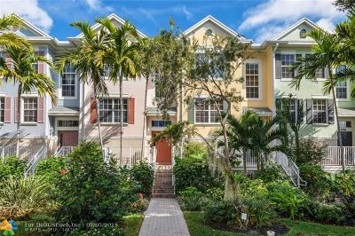 Wilton Manors Condo/Townhouse Backup Contract-Call LA: 2710 Duval Ln #2710
