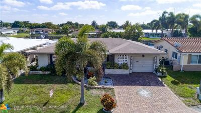 Tamarac Single Family Home For Sale: 4506 NW 45th St