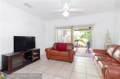 Miami Condo/Townhouse For Sale: 120 SW 109th Ave #17