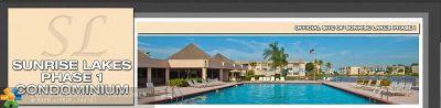 Sunrise Condo/Townhouse For Sale: 8101 S Sunrise Lakes Dr #312
