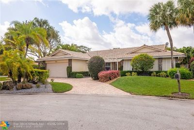 Coral Springs Single Family Home For Sale: 322 NW 100th Ln