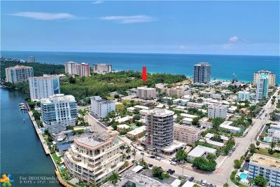 Fort Lauderdale Condo/Townhouse For Sale: 720 Orton Av #403