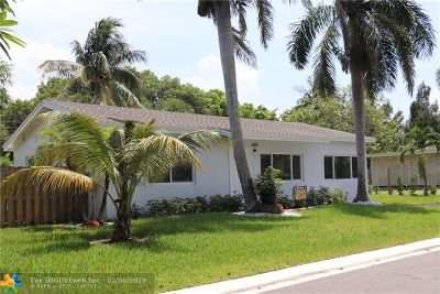 Boynton Beach Single Family Home For Sale: 628 South Rd