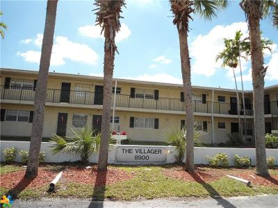 Coral Springs Condo/Townhouse For Sale: 8900 W Sample Rd #107