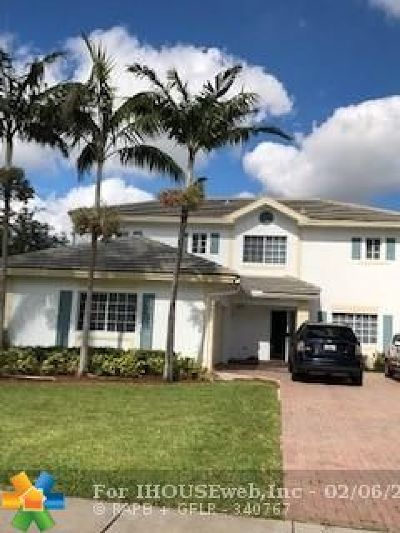 Pompano Beach Single Family Home For Sale: 1725 NW 4