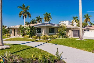 Single Family Home For Sale: 3115 NE 27th St