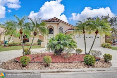Coral Springs Single Family Home Backup Contract-Call LA: 2139 Oakland Hills Way