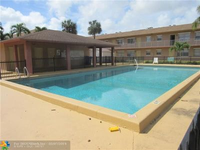 Oakland Park Condo/Townhouse Backup Contract-Call LA: 101 NE 41st St #A20