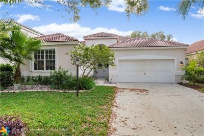 Parkland Single Family Home For Sale: 7970 NW 66th Terrace