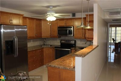 Deerfield Beach Condo/Townhouse Backup Contract-Call LA: 434 Richmond E #434