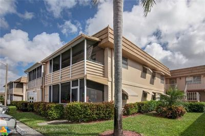 Delray Beach Condo/Townhouse For Sale: 512 Monaco K #512