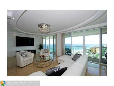 Deerfield Beach FL Condo/Townhouse For Sale: $1,150,000