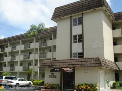 Lauderhill Condo/Townhouse For Sale: 6080 NW 44th St #106